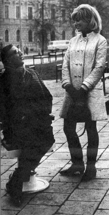 Já, truchlivý bůh (1969)