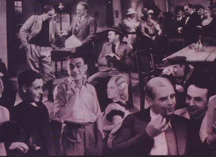 Tři kroky od těla (1934)