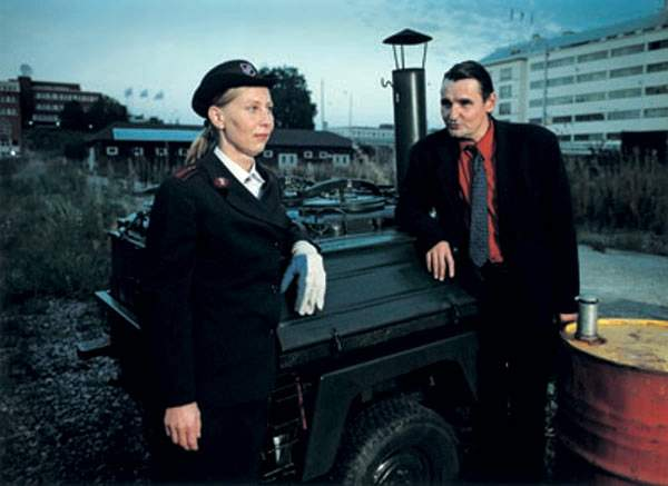 Muž bez minulosti (2002) [DVD kinodistribuce]