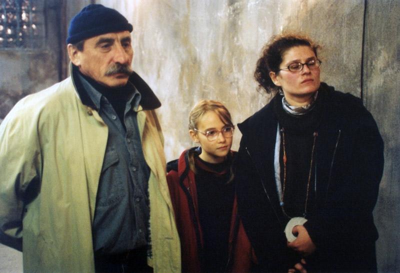 Město bez dechu (2003) [TV film]