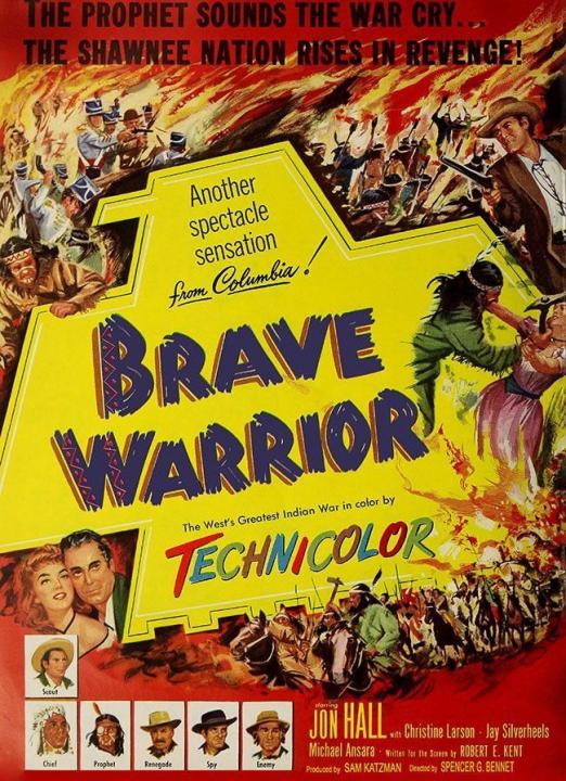 Brave Warrior (1952)