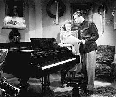 Madla zpívá Evropě (1940)