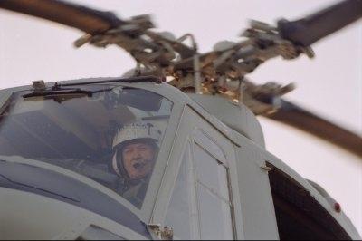 Za nepřátelskou linií (2001)