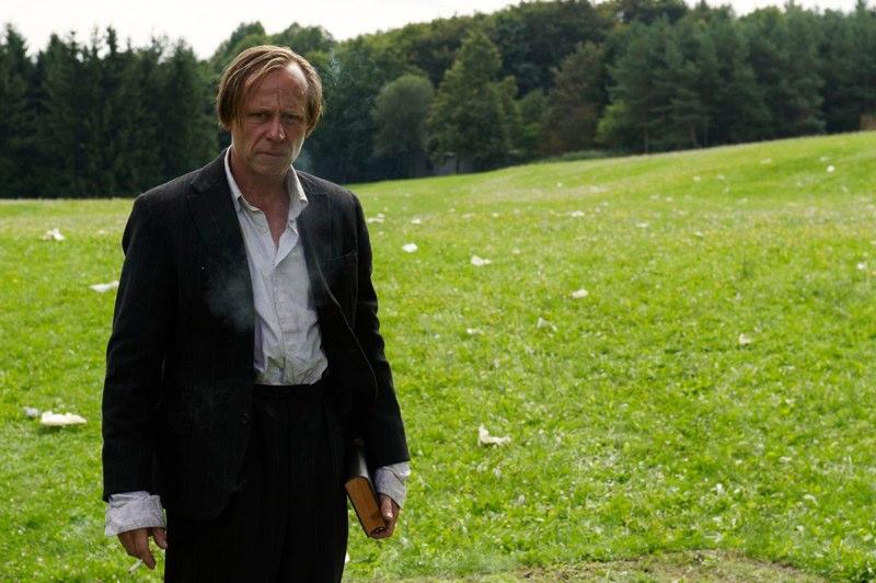 František Šíma v bývalých Lidicích -     Karel Roden