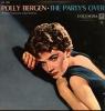 """Obal jazzové desky """"The Partys Over"""" orchestr L.Hendersona zpěv Polly"""