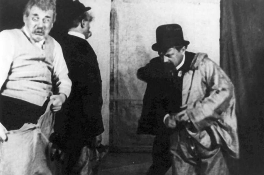 Noční děs (1914)