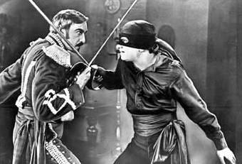 Zorro mstitel (1920)