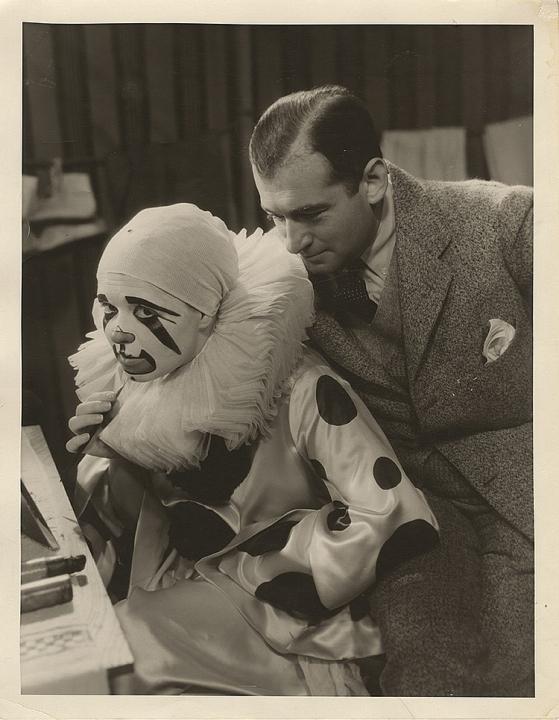 Clara Bow a Lothar Mendes; foto: Clifton King