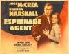 Espionage Agent (1939)