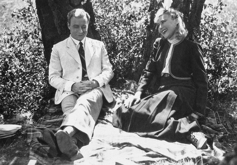 Heinz Rühmann, Karin Himboldt