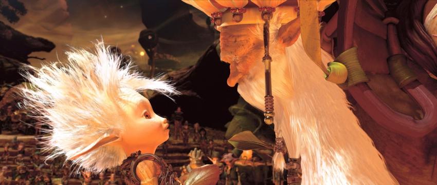 Arthur a Minimojové (2006)