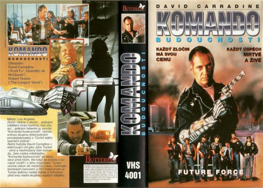 Komando budoucnosti (1989)