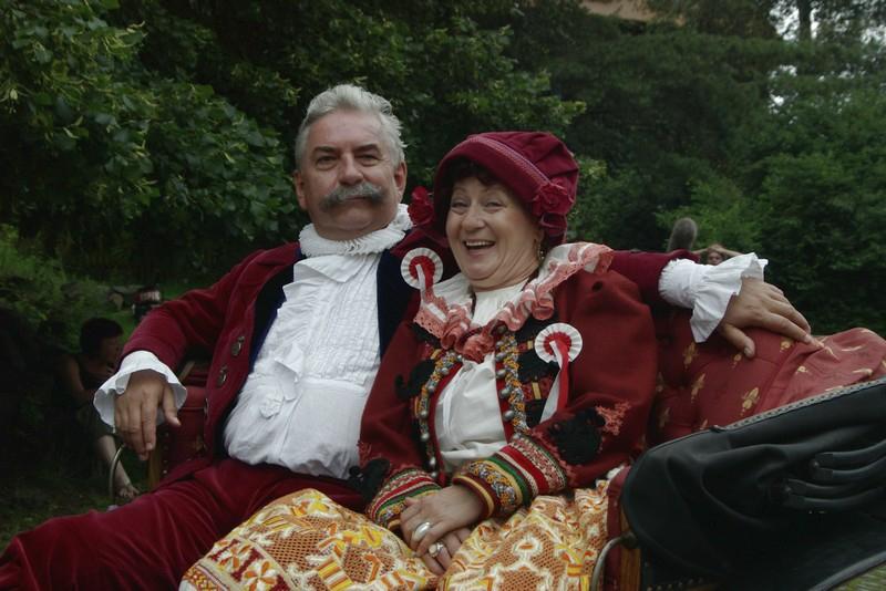 Miroslav Donutil Simona Stašová