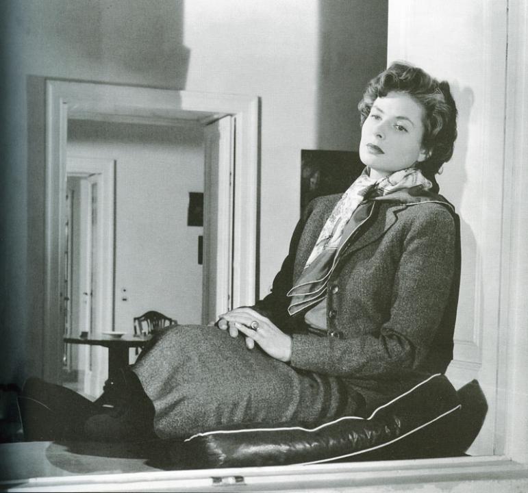 Cesta po Itálii (1953)