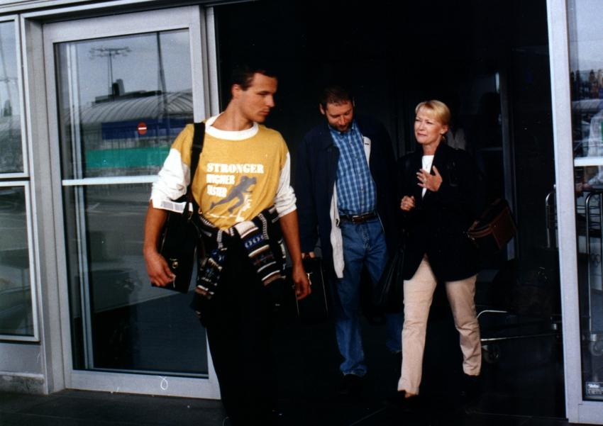 Petr Rajchert, Tomáš Töpfer a Kateřina Macháčková