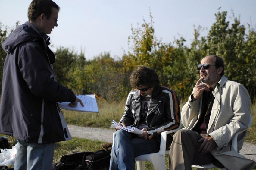 Martin Kotík, Jan Dolanský a Viktor Preiss