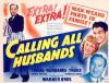 Calling All Husbands (1940)
