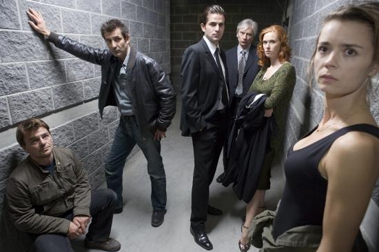 Dvojí spravedlnost (2005) [TV seriál]