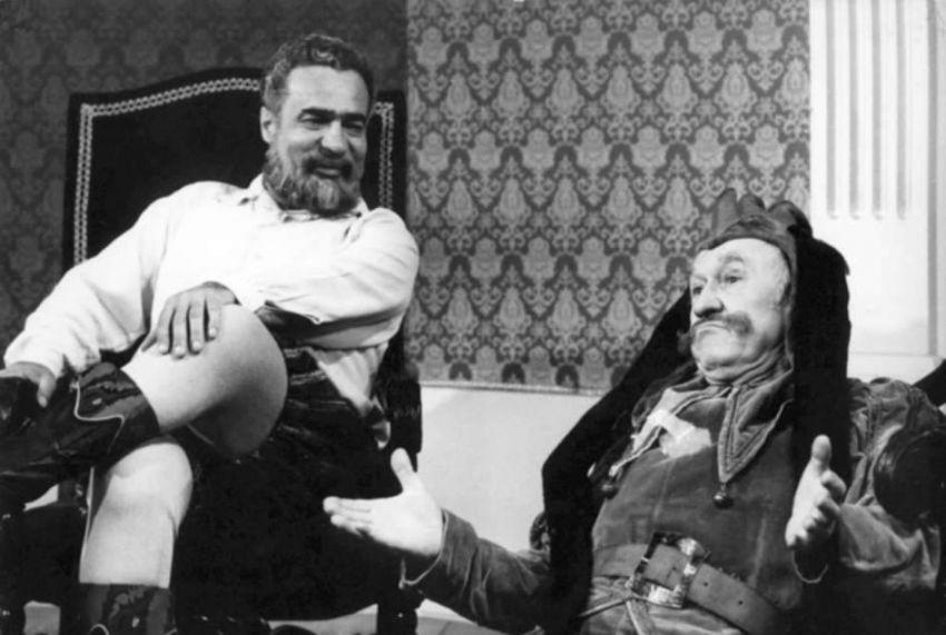 Vladimír Menšík a František Filipovský