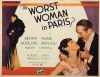 The Worst Woman in Paris? (1933)