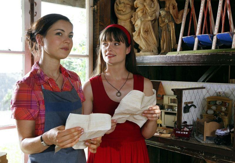 Utta Danella: Snoubenec mé nejlepší přítelkyně (2009) [TV film]