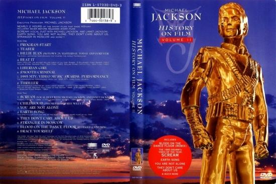 Michael Jackson / History on Film - Volume II (1997)