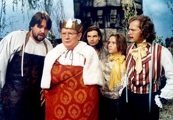 Jiří Pomeje, Josef Dvořák, Jiří Macháček a Pavel Mang