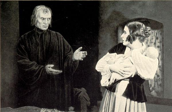 Bernhard Goetzke, Lil Dagover