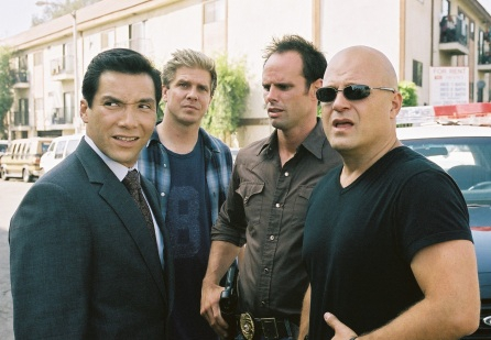 Benito Martinez Kenny Johnson Walton Goggins Michael Chiklis