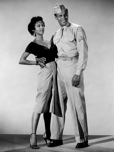Dorothy Dandridge Harry Belafonte