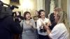 Na svůj obraz se dívám -  soutěžící v sobotním klání Marta Holubová, Jarka Hrunková, Blažena Doležalová
