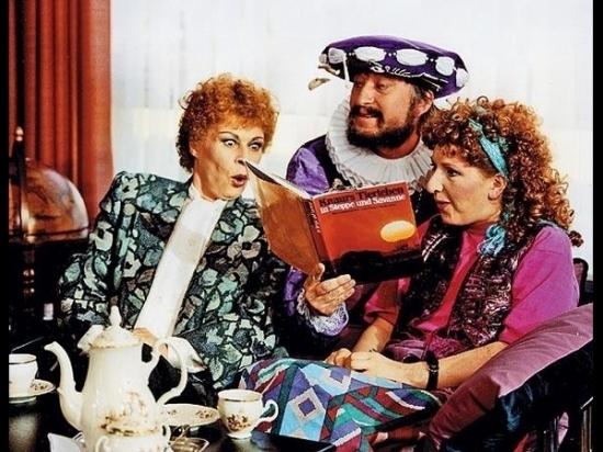Jana Andresíková, Jiří Lábus a Jaroslava Kretschmerová