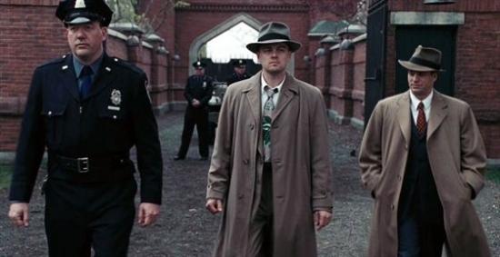 John Carroll Lynch,  Leonardo DiCaprio a  Mark Ruffalo