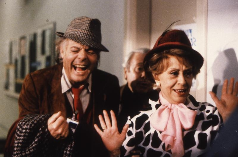 Ginger a Fred (1985)