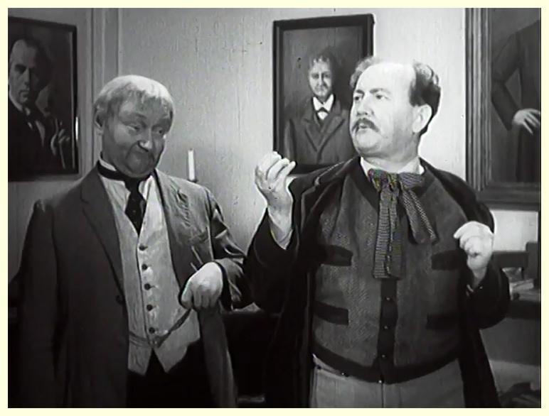 Vzhůru nohama (1938)
