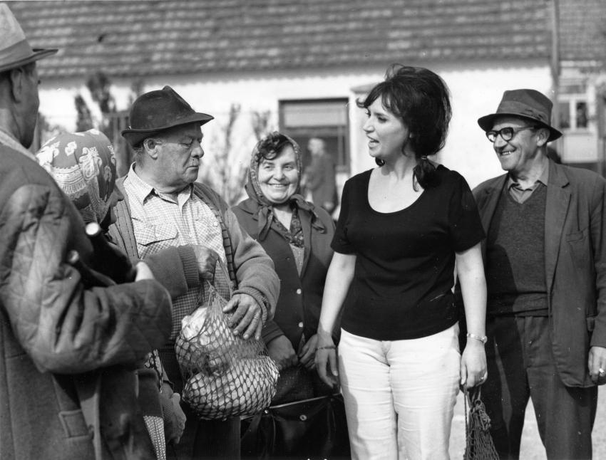 Bohuš Záhorský, Milada Ježková a Miriam Kantorková
