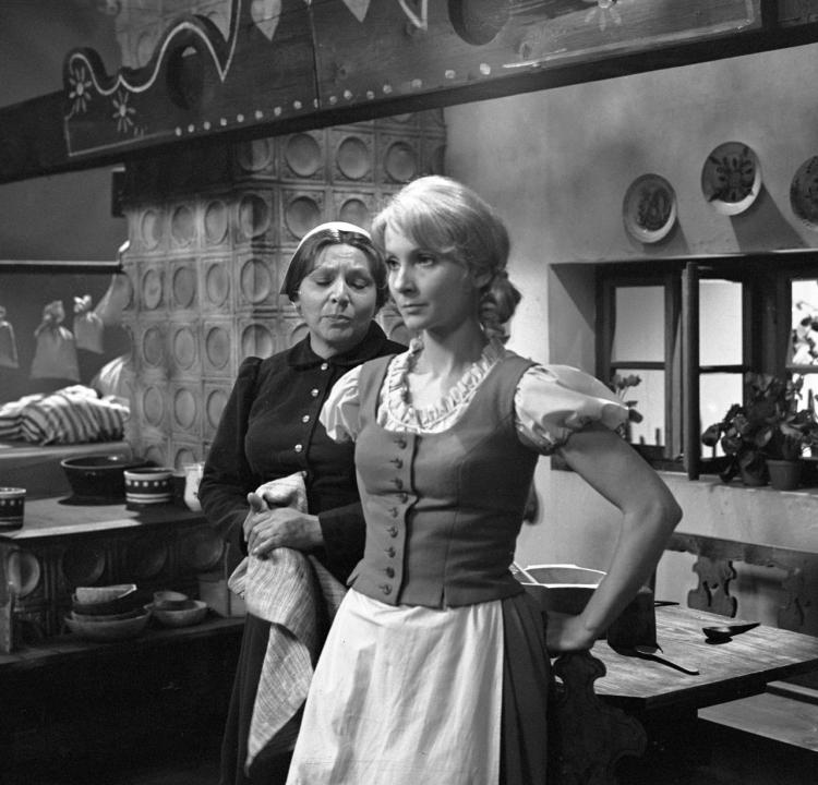 Lesní ženka (1974) [TV inscenace]
