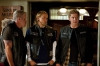 Charlie Hunnam, Kenny Johnson, Ron Perlman