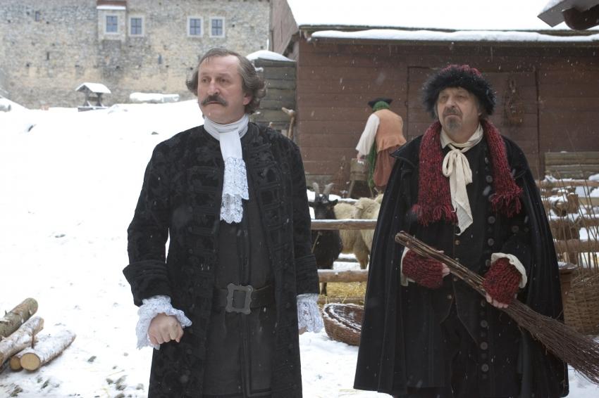 Oldřich Navrátil a Oldřich Vlach