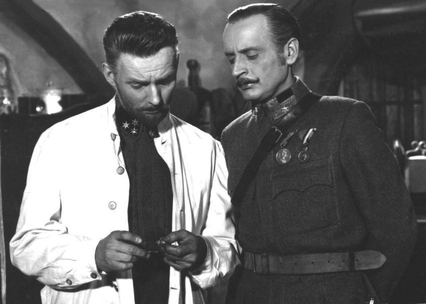 Tajemství krve (1953)