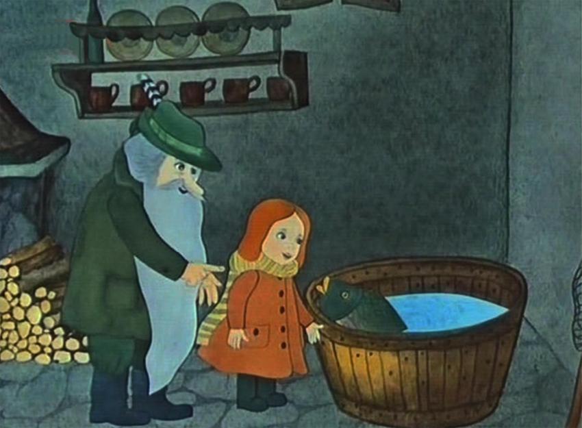 Strigôňove Vianoce (1994) [TV seriál]