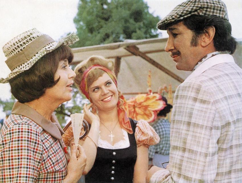 Jak to chodí u Šafránků (1970)