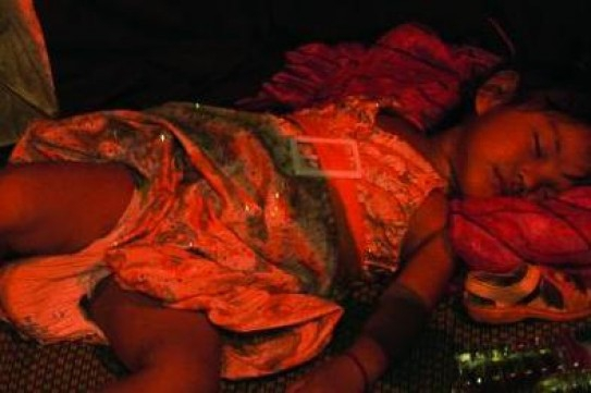 Ukolébavka z Phnompenhu (2011)