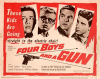 Four Boys and a Gun (1957)