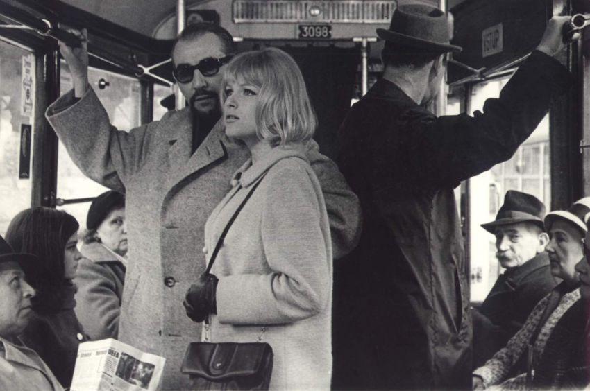 Miloš Kopecký a Olga Schoberová