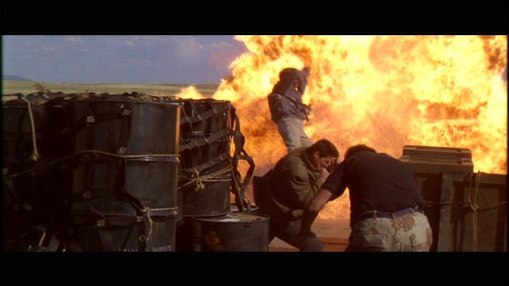 Operace: Zlomený šíp (1996)