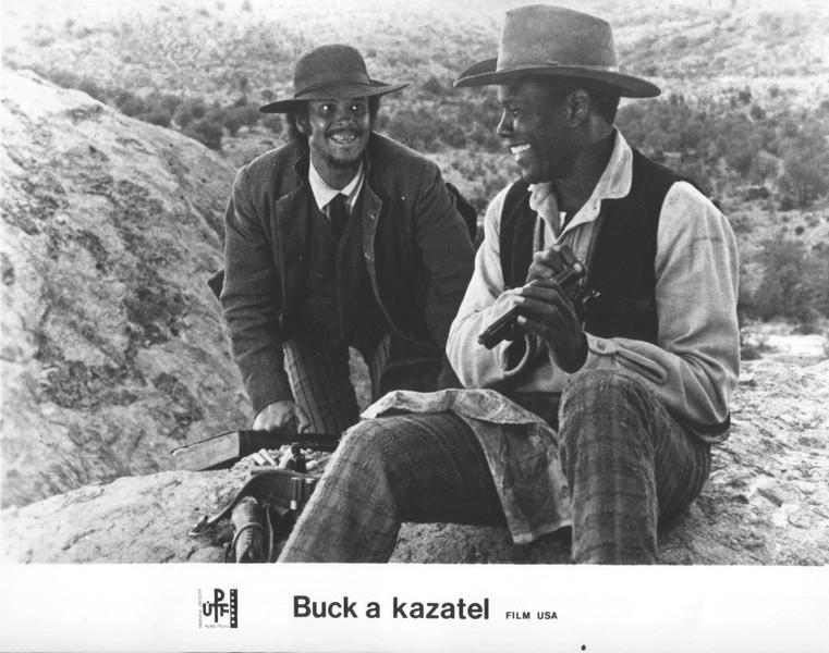 Buck a kazatel (1972)