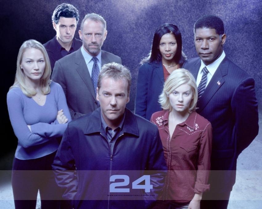 24 hodin (2001) [TV seriál]