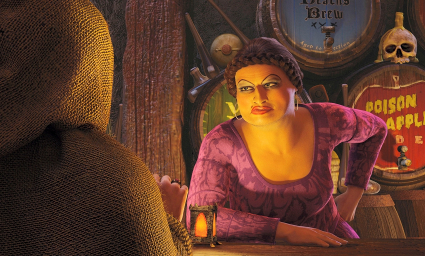 Shrek 2 (2004)