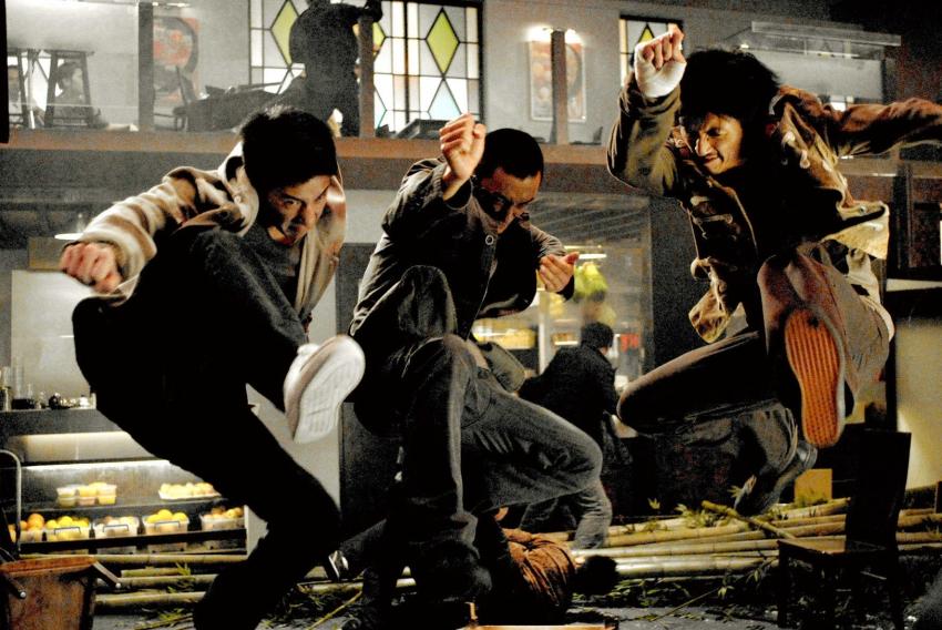 Neviditelný cíl (2007)